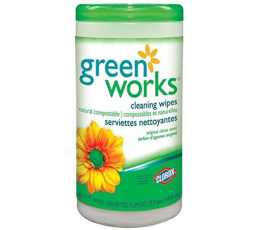 Nexday Supply 01155 Clorox Green Works Biodegradable
