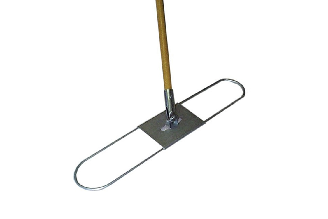 Nexday Supply 12548 48 Quot Rigid Dust Mop Frame And Handle