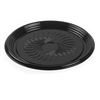 EBONY CATER TRAY FLAT