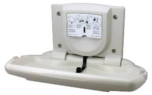 Nexday Supply Frost 1125 Baby Changing Station