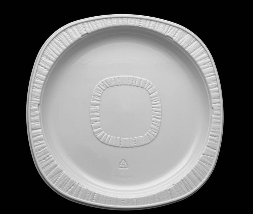 Nexday Supply 44106 Polar 6 Quot White Plate Polaronde