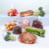 Clear Food Grade Poly Bags