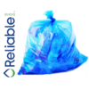 RELIABLE LLDPE Blue Garbage Bags.png