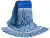 The Looper Mop Wide Band Blue.gif