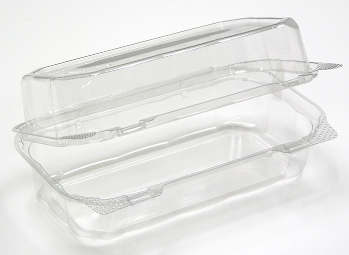 Nexday Supply Ycash3011uch Loaf Cake Container Smooth